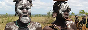 Lower omo valley